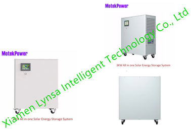 Home Appliance Use Solar Off Grid Power System Battery  Energy Storage With MPPT