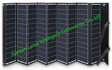 Compact Design Foldable Solar Panel Charger Small Size Easy To Carry